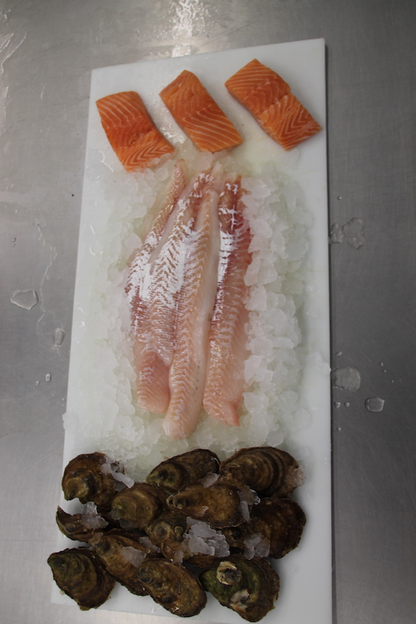Fresh Local Seafood