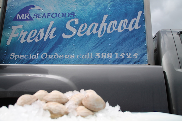 Retail Seafood Trucks on PEI